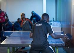 Kenyan team readies for ITTF Africa top 16