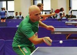 Shane Overmeyer returns, South Africa's representative in Nairobi