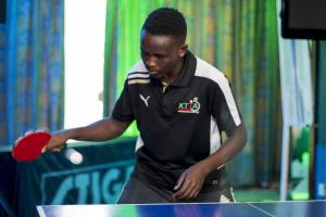 ITTF Kenya Player3